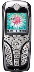 Free Motorola C390 handsets