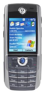 Free Motorola MPx 100 handsets