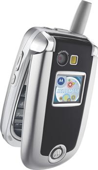 Free Motorola V635 handsets