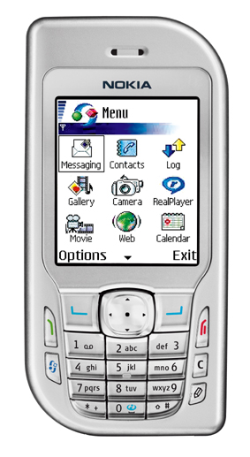 Nokia 6670 ( Click To Enlarge )