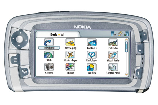 Nokia 7710 ( Click To Enlarge )