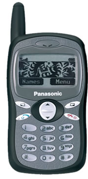 Panasonic A100 ( Click To Enlarge )