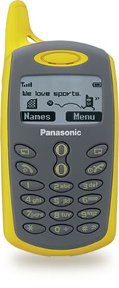 Panasonic A101 ( Click To Enlarge )