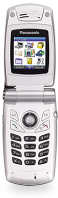 Panasonic A500 ( Click To Enlarge )