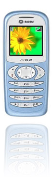 Sagem myX-2 ( Click To Enlarge )
