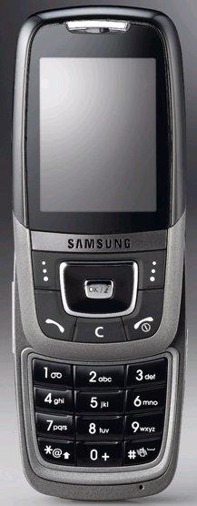 Samsung D600 Mobile Phones