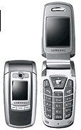Samsung E720 Mobile Phone