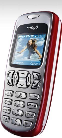 Sendo S600 ( Click To Enlarge )