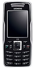 Siemens S75 Mobile Phones