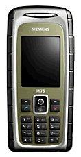 Siemens M75 Mobile Phone
