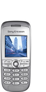 Sony Ericsson J210i ( Click To Enlarge )