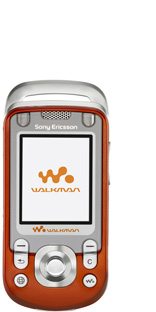Sony Ericsson W600 ( Click To Enlarge )