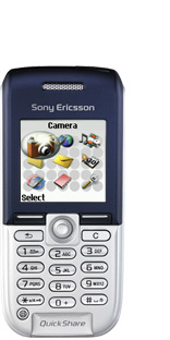 Sony Ericsson K300i mobile phones