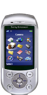 Sony Ericsson S700i ( Click To Enlarge )