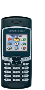 Sony Ericsson T290i ( Click To Enlarge )