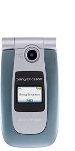 Sony Ericsson Z500i ( Click To Enlarge )